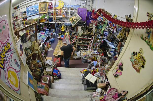שוק הפשפשים ביוו ן- סלוניקי
