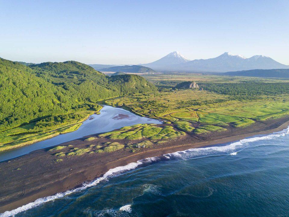 Kamchatka landscape - נוף קמצטקה