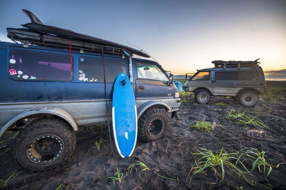 טיול גלישה בקמצטקה | surf trip kamchatka