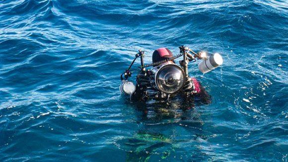 underwater housing