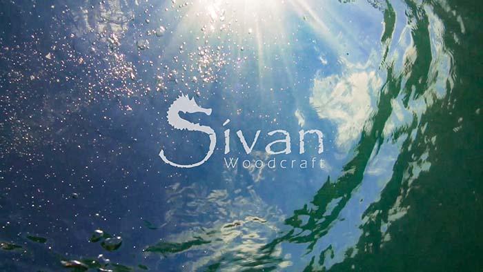 SIVAN WOODCRAFT SUP - custom wooden hand build sup