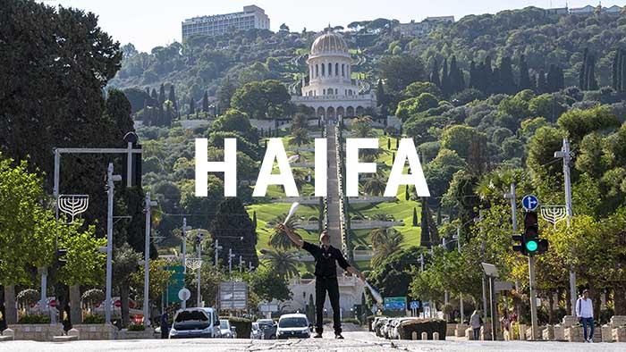 1city1movement - Juggling In Haifa