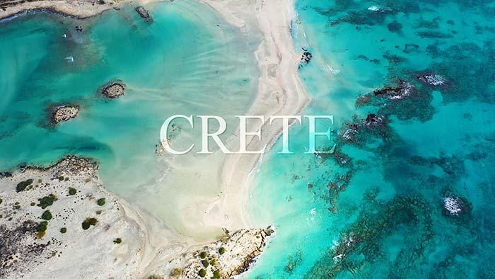 One week in CRETE