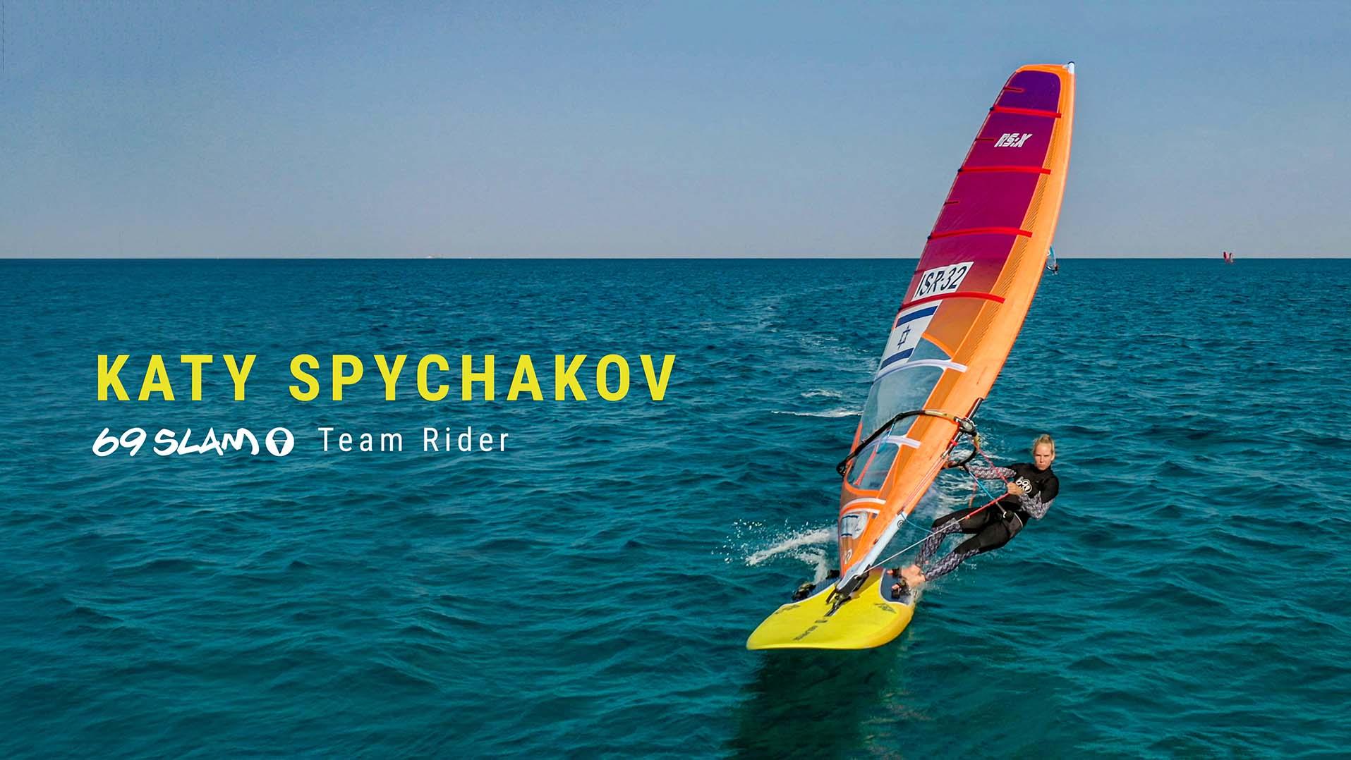 69 SLAM - Katy Spychakov