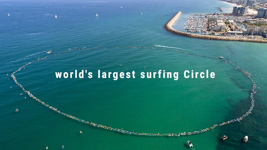 world's largest surfing circuit