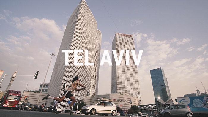 1city1movement - Fly In Tel Aviv
