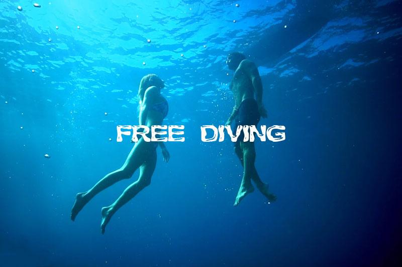 FREEDIVING - VIDEO