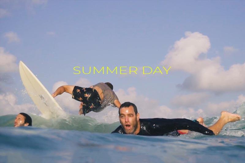 SUMMER DAY - SURF VIDEO