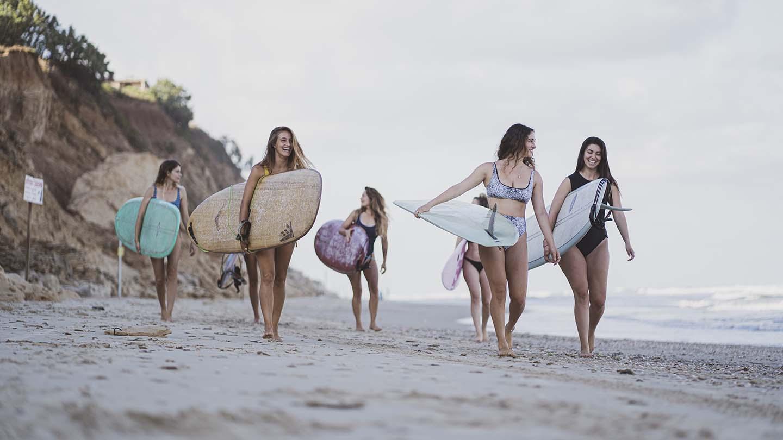 Alma Ola swimwear SURF