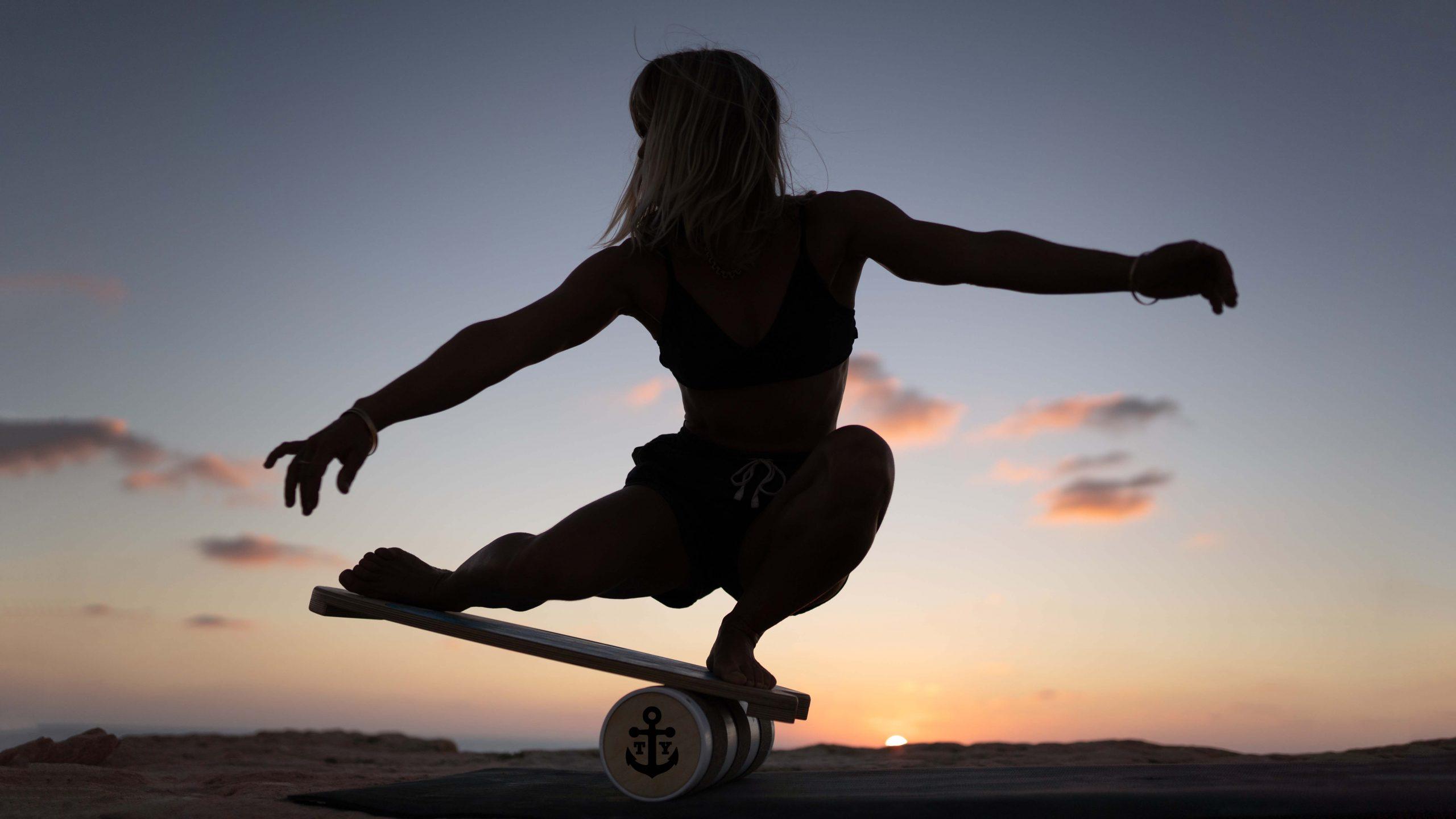 T&Y Balance Board