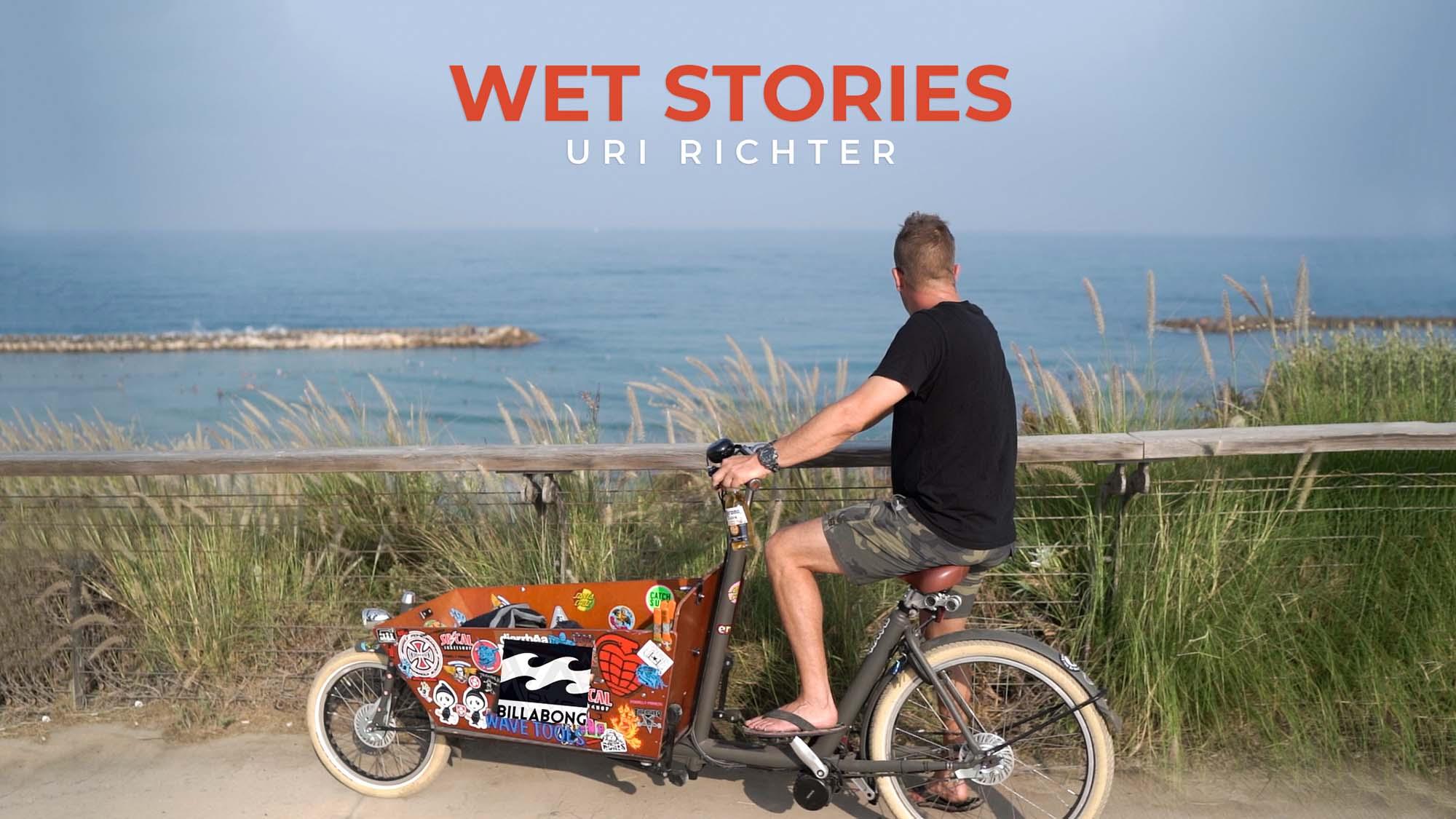 WET STORIES - URI RICHTER