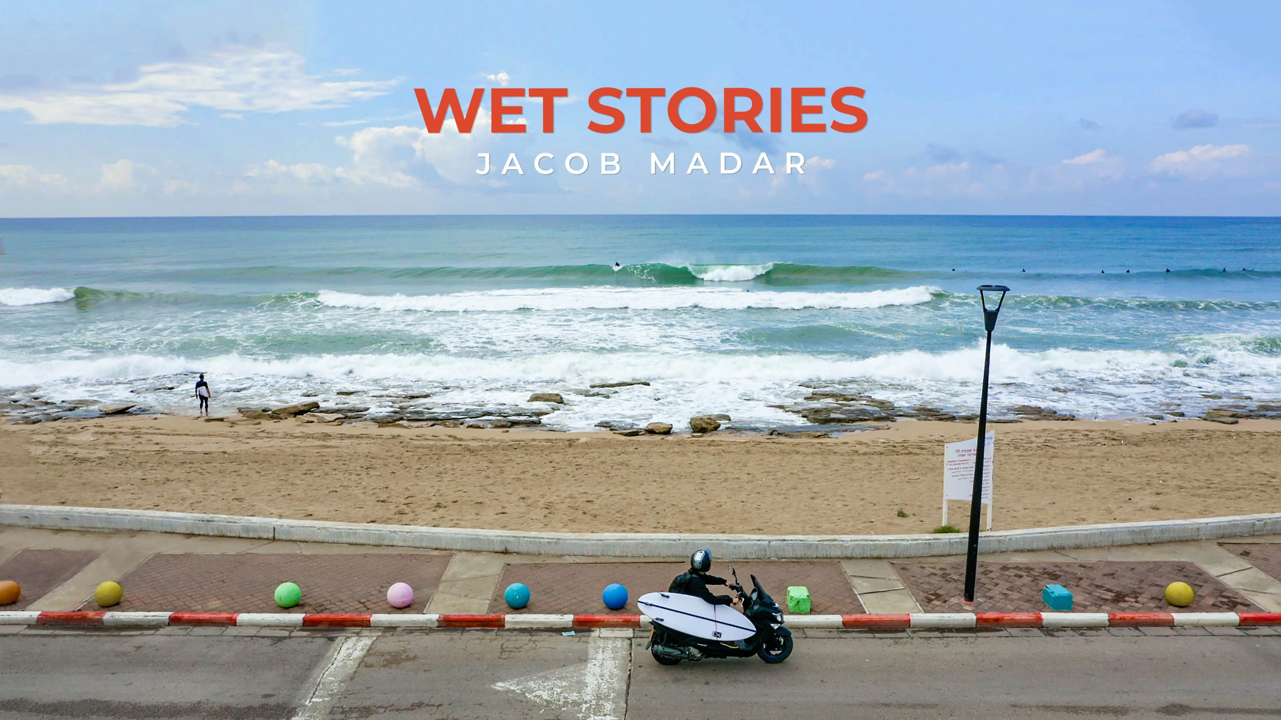 wet stories - jacob madar