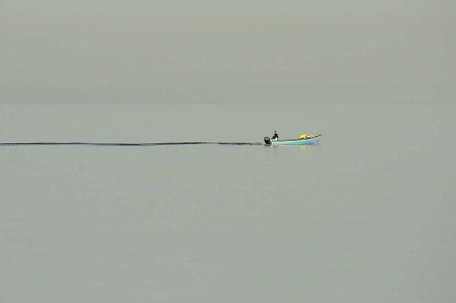 תמונה של סירת דייגים