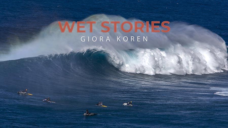 wet stories - Giora koren